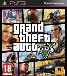 Rockstar Games Grand Theft Auto V (PS3)