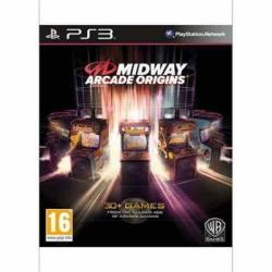 Warner Bros. Interactive Midway Arcade Origins (PS3)