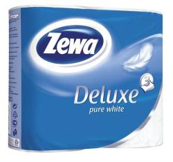 Zewa Deluxe Pure White (4db)