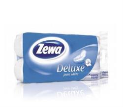 Zewa Deluxe Pure White (8db)