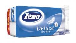 Zewa Deluxe Pure White (16db)