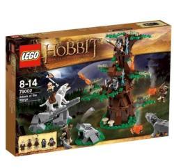 LEGO Hobbit - A Wargok támadása (79002)