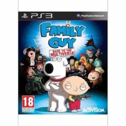 Activision Family Guy Back to the Multiverse (PS3)