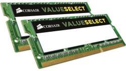 Corsair Value Select 16GB (2x8GB) DDR3 1600MHz CMSO16GX3M2A1600C11