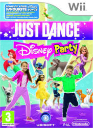 Ubisoft Just Dance Disney Party (Wii)