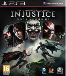 Warner Bros. Interactive Injustice Gods Among Us (PS3)