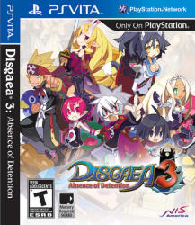 NIS America Disgaea 3 Absence of Detention (PS Vita)