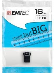 EMTEC Small but BIG S200 16GB ECMMD16GS200