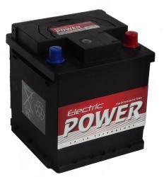 Electric Power 40Ah 330A Jobb+