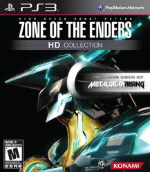 Konami Zone of the Enders HD Collection (PS3)