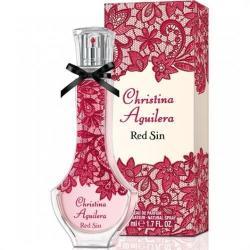 Christina Aguilera Red Sin EDP 50ml