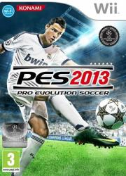 Konami PES 2013 Pro Evolution Soccer (Wii)