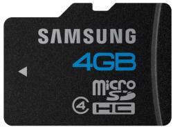 Samsung MicroSDHC 4GB Class 4 MB-MS4GB