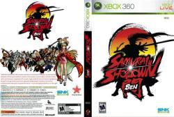 XSEED Games Samurai Shodown Sen (Xbox 360)