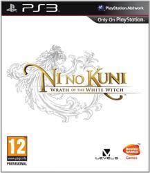 Namco Bandai Ni No Kuni Wrath of the White Witch (PS3)
