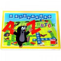 Dino A Kisvakond és a betűk