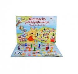Dino Micimackó játékgyűjteménye
