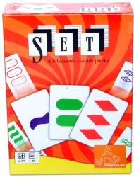Set Enterprises SET - A felismerés családi játéka