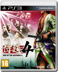 NIS America Way of the Samurai 4 (PS3)