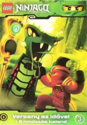 LEGO Ninjago DVD 3 59990410