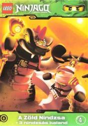 LEGO Ninjago DVD 4 59990427
