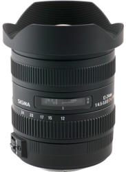 SIGMA 12-24mm f/4.5-5.6 DG HSM II (Canon)