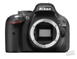Nikon D5200 Body (VBA350AE)
