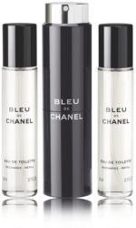 CHANEL Bleu de Chanel Twist & Spray (Refills) EDT 3x20ml
