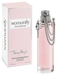 Thierry Mugler Womanity Eau Pour Elles (Refillable) EDT 80ml