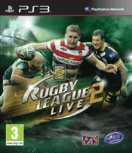 Tru Blu Entertainment Rugby League Live 2 (PS3)