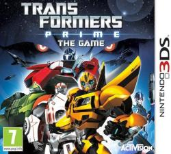 Activision Transformers Prime The Game (3DS)