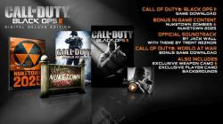 Activision Call of Duty Black Ops II [Digital Deluxe Edition] (PC)