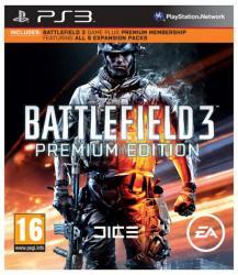 Electronic Arts Battlefield 3 [Premium Edition] (PS3)
