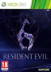 Capcom Resident Evil 6 (Xbox 360)