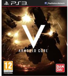 Namco Bandai Armored Core V (PS3)