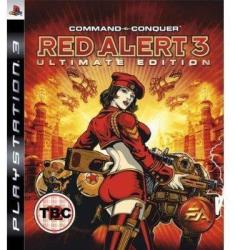 Electronic Arts Command & Conquer Red Alert 3 [Ultimate Edition] (PS3)
