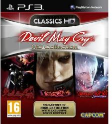 Capcom Devil May Cry HD Collection [Classics HD] (PS3)