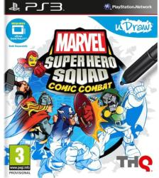 THQ Marvel Super Hero Squad Comic Combat (PS3)