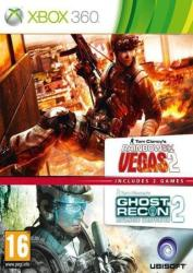 Ubisoft Double Pack: Rainbow Six Vegas 2 + Ghost Recon Advanced Warfighter 2 [Classics] (Xbox 360)