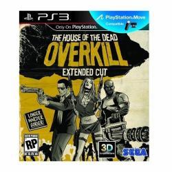 SEGA House of the Dead Overkill [Extended Cut] (PS3)