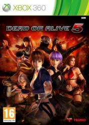 Tecmo Dead or Alive 5 (Xbox 360)