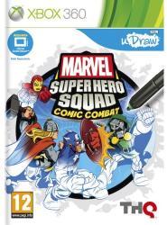THQ Marvel Super Hero Squad Comic Combat (Xbox 360)