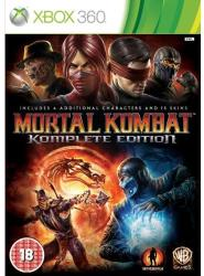 Warner Bros. Interactive Mortal Kombat (9) [Komplete Edition] (Xbox 360)