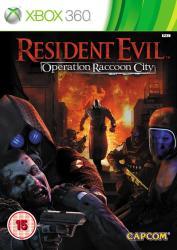 Capcom Resident Evil Operation Raccoon City (Xbox 360)