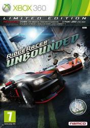 Namco Bandai Ridge Racer Unbounded [Limited Edition] (Xbox 360)