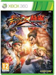 Capcom Street Fighter X Tekken (Xbox 360)