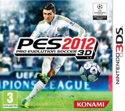 Konami PES 2012 Pro Evolution Soccer 3D (3DS)