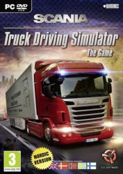 SCS Software Scania Truck Driving Simulator (PC)