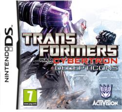 Activision Transformers War for Cybertron Decepticons (Nintendo DS)
