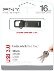 PNY Hook Attaché USB 3.0 32GB FDU32GBHOOK30-EF